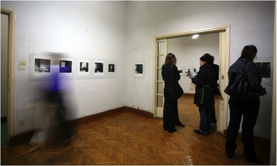PhotoCairo 4, 2009 (offsite exhibition at the Immobilia Building)