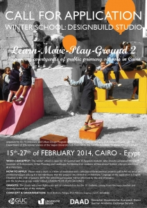 LMPG2 - call for application Winterschool Learn-Move-Play-Ground 2